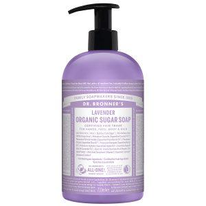 Organic Hand & Body Shikakai Soap Lavender, 710 ml Dr. Bronner's Suihkugeelit