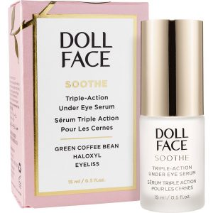 Doll Face Soothe Undereye Puffiness Serum, 15 ml Doll Face Seerumit & öljyt