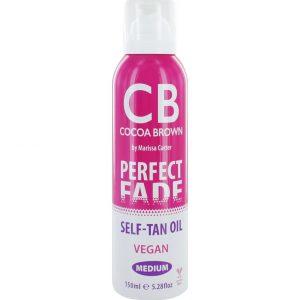 Perfect Fade Medium Tanning Oil, 150 ml Cocoa Brown Itseruskettavat