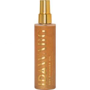 Dry Shimmer Oil, Ida Warg Vartalon kosteutus