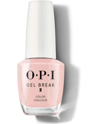 Gel Break Lacquer, Properly Pink