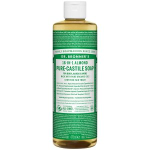 Magic Soaps Almond, 475 ml Dr. Bronner's Suihkugeelit