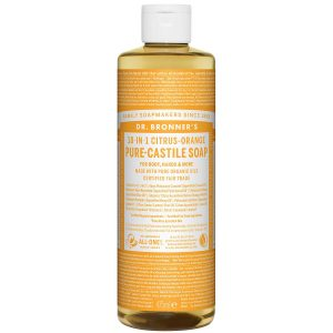 Magic Soaps Citrus-Orange, 475 ml Dr. Bronner's Luonnonkosmetiikka