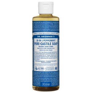 Magic Soaps Peppermint, 60 ml Dr. Bronner's Suihkugeelit