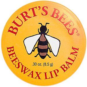 Burt's Bees Beeswax Lip Balm Tin, 8 g Burt's Bees Huulirasva
