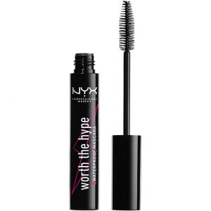 Worth The Hype Waterproof Mascara, 7 ml NYX Professional Makeup Ripsiväri
