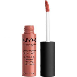 Soft Matte Lip Cream, 8 ml NYX Professional Makeup Huulipuna