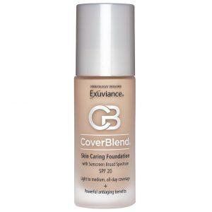 CoverBlend Skin Caring Foundation, 30 ml Exuviance Meikkivoide