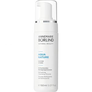 Aquanature Refreshing Cleansing Mousse, 150 ml Annemarie Börlind Ihonpuhdistus