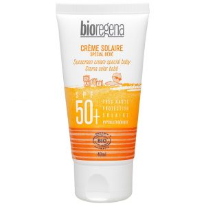 Sunscreen Cream Baby, 40 ml Bioregena Päivetys