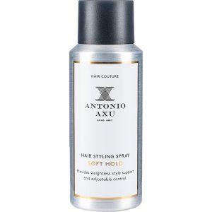 Hair Styling Spray Soft Hold, 100 ml Antonio Axu Muotoilutuotteet