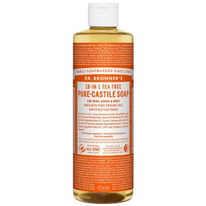 Magic Soaps Tea Tree, 475 ml Dr. Bronner's Luonnonkosmetiikka
