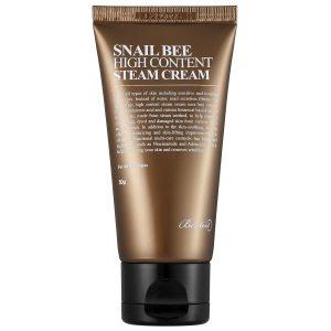 Snail Bee High Content Steam Cream, 50 g Benton Päivävoiteet