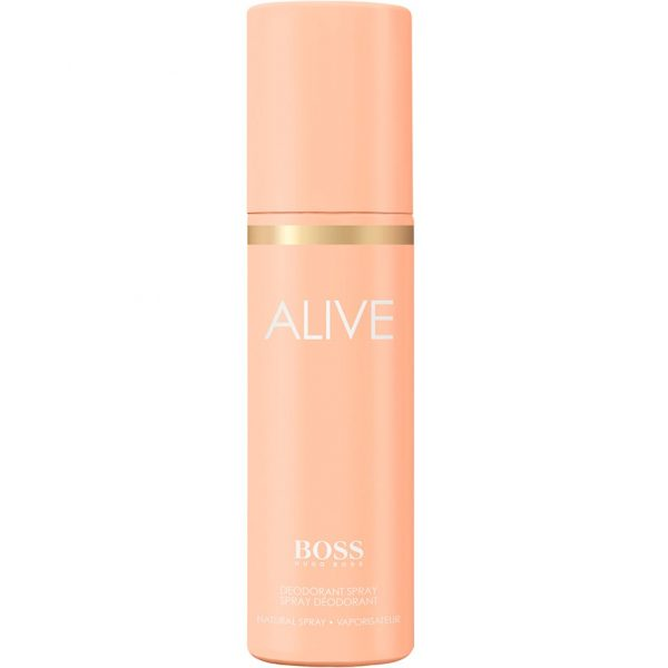 Alive Deo Spray, 100 ml Hugo Boss Suihkeet