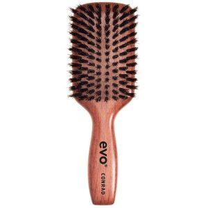Conrad Bristle Paddle Brush, evo Lapioharjat