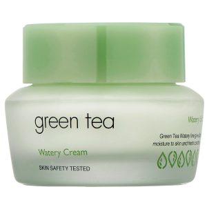 Green Tea Watery Cream, 50 ml It'S SKIN K-Beauty