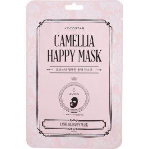 KOCOSTAR Camellia Happy Mask, Kocostar K-Beauty