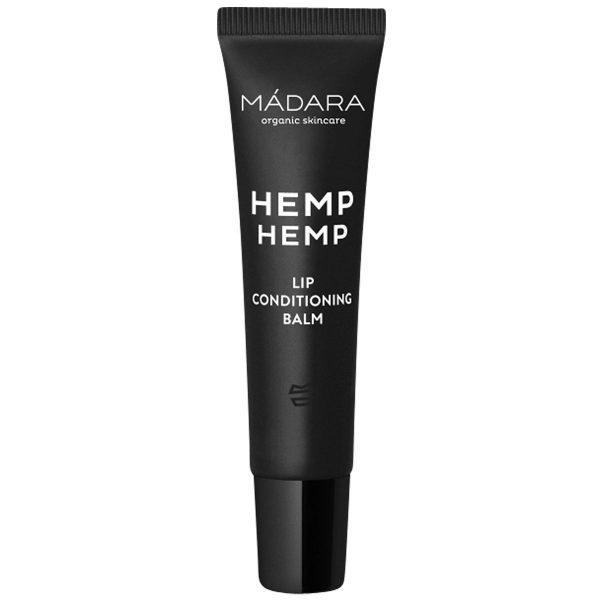 Hemp Hemp Lip Conditioning Balm, 15 ml MÁDARA ecocosmetics Luonnonkosmetiikka