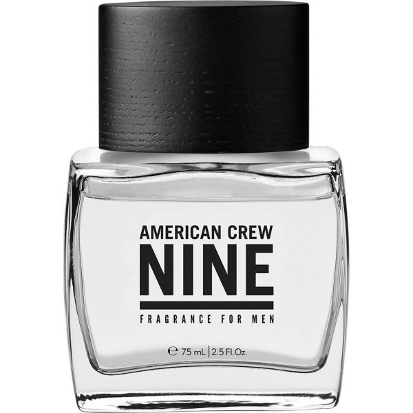 American Crew Nine Fragrance for Men, 75 ml American Crew Hajuvedet