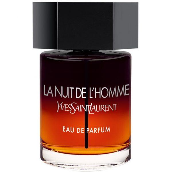 Yves Saint Laurent La Nuit De L'Homme , 100 ml Yves Saint Laurent Miesten hajuvedet