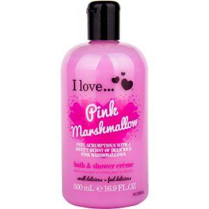 Pink Marshmallow, 500 ml I love… Kylpy & Suihku