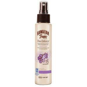 DuoDefence Refresh Mist, 100 ml Hawaiian Tropic Päivetys