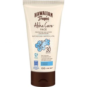 Hawaiian Aloha Care Face Lotion SPF 30, Hawaiian Tropic Kasvojen aurinkotuotteet