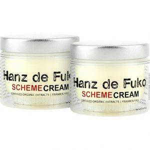 Scheme Cream Duo, Hanz de Fuko Hiustenhoito