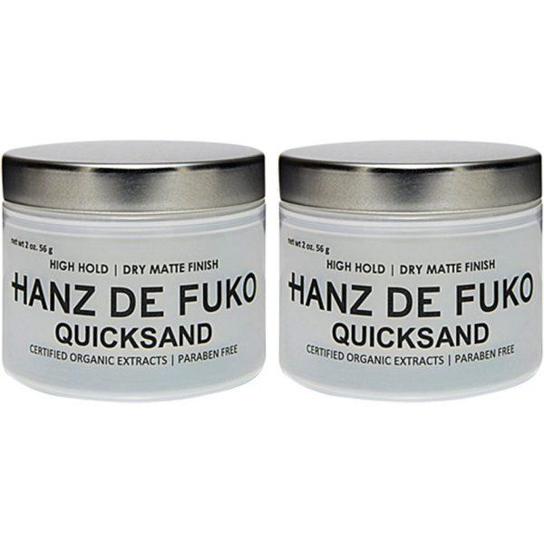 Quicksand Duo, Hanz de Fuko Hiustenhoito