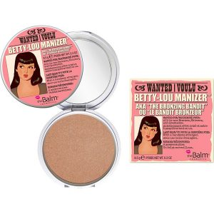 the Balm Betty-Lou Manizer, 8 g the Balm Aurinkopuuterit