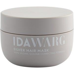 Silver Mask, 300 ml Ida Warg Hiusnaamiot