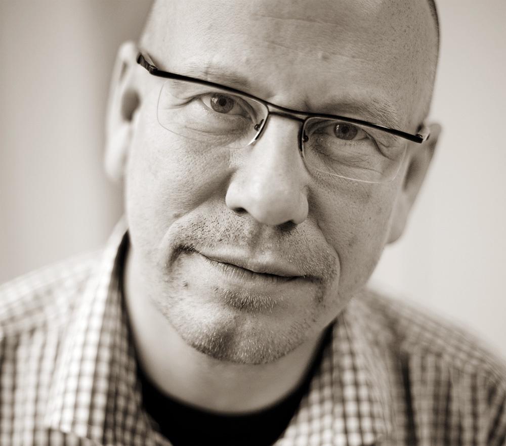 Kjetil Try i 2006. Foto: Veslemøy Vråskar