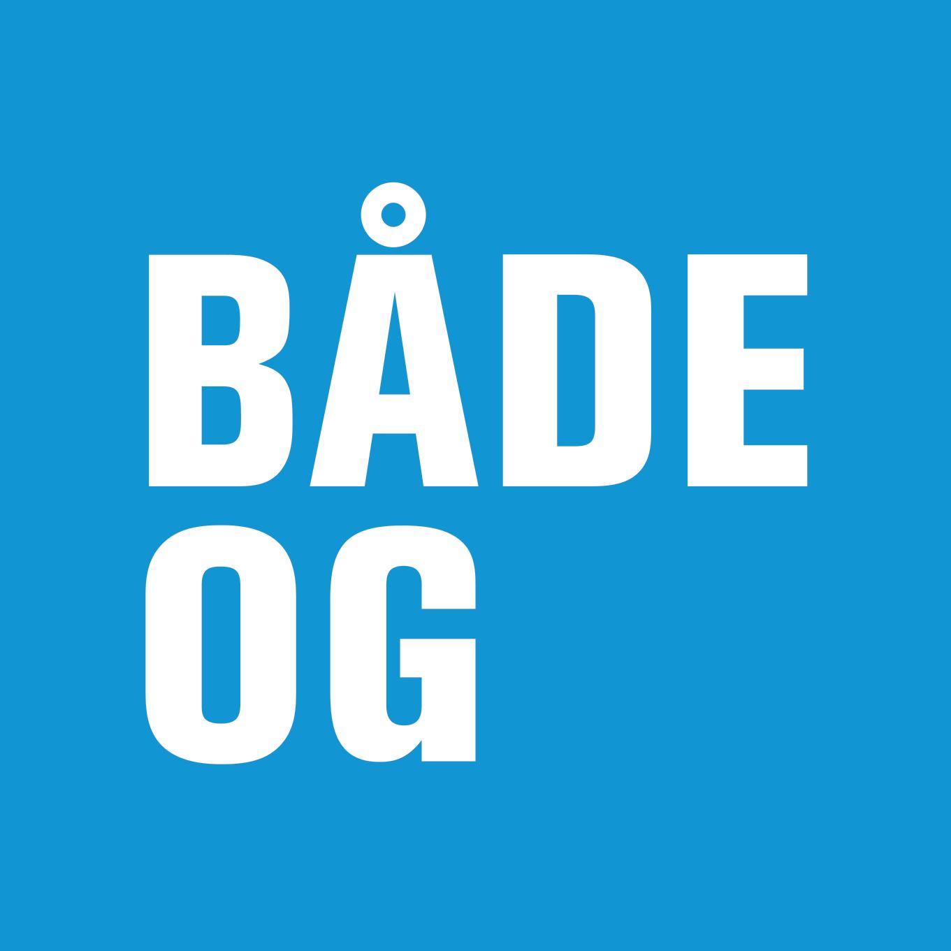 Både Og logo