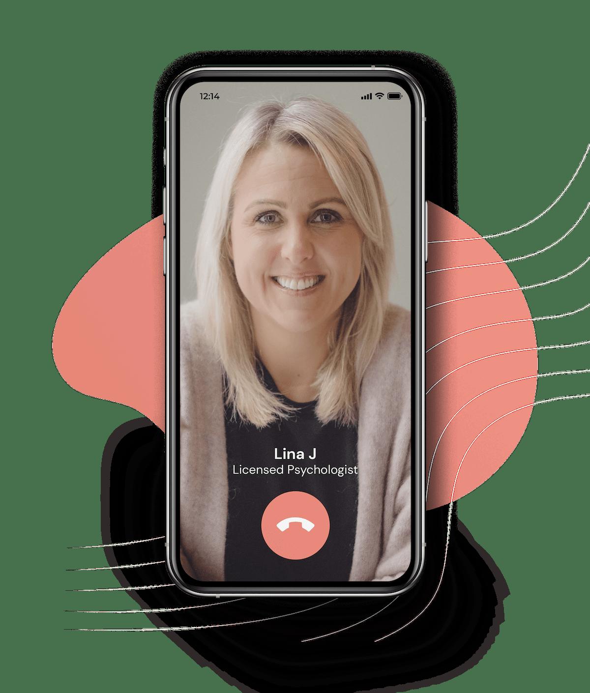 Learning to sleep Lina Psychologist Sleep Treatment Online