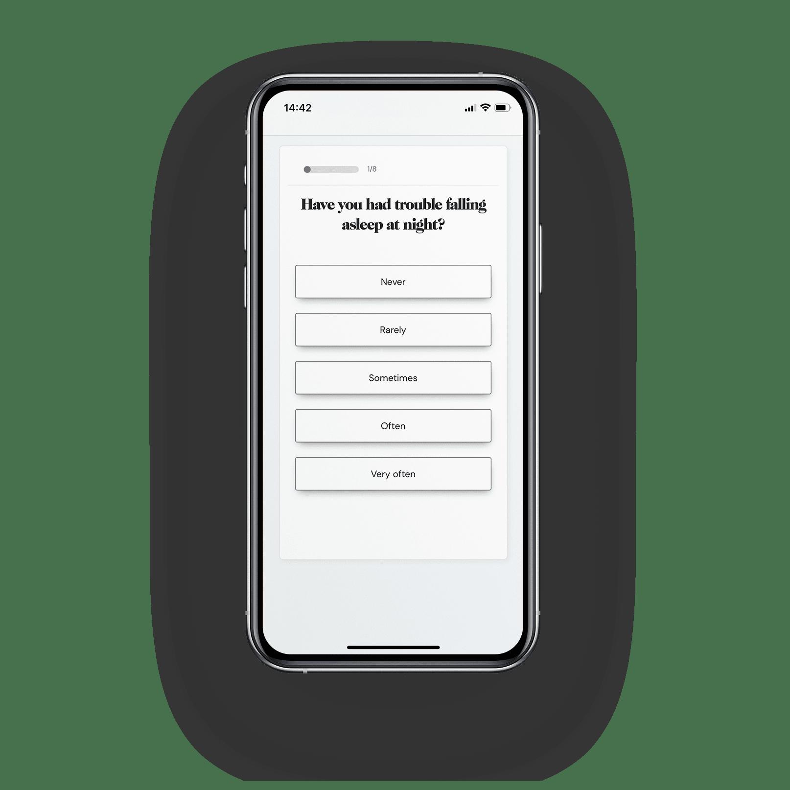 Learning to sleep sleep test online