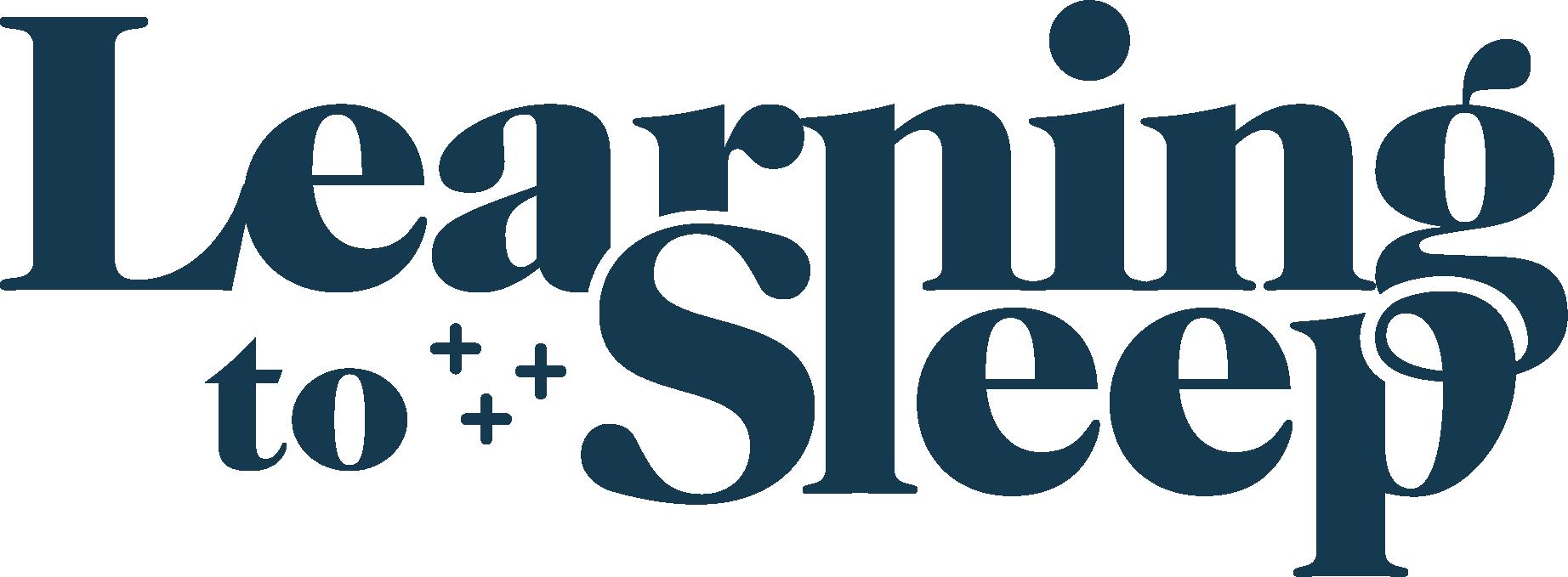 Learning to Sleep Logotype