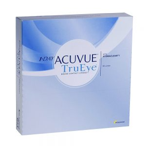 1-Day Acuvue TrueEye, 90-pk
