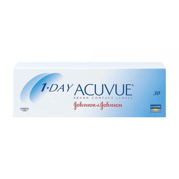 1-Day Acuvue, 30-pk