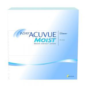 1-Day Acuvue Moist, 90-pk
