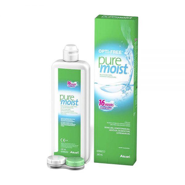 Opti-Free Puremoist, 240 ml