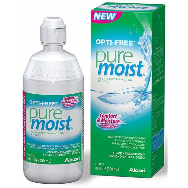 Opti-Free Puremoist, 300 ml