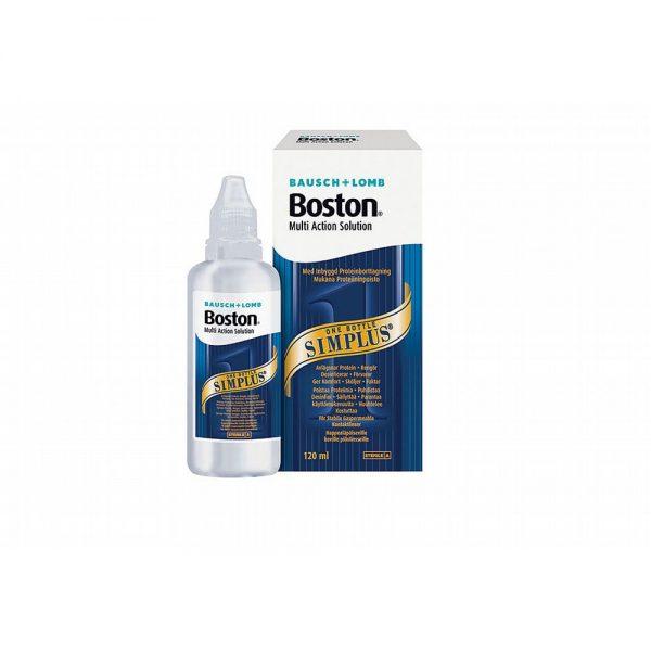 Boston Simplus Multi-Action Solution, 120 ml