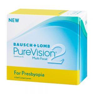 PureVision2 For Presbyopia, 6-pk