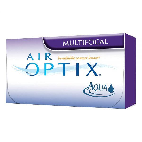 Air Optix Aqua Multifocal, 6-pk
