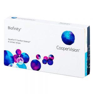Biofinity, 6-pk