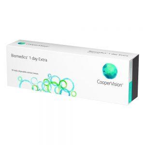 Biomedics 1 day Extra, 30-pk