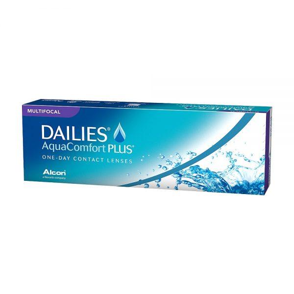 DAILIES AquaComfort Plus Multifocal, 30-pk