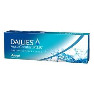 DAILIES AquaComfort Plus, 30-pk