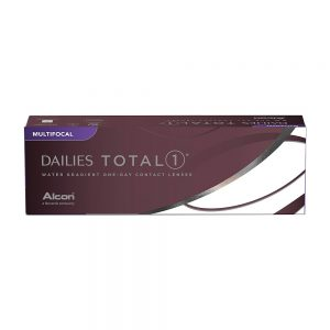 DAILIES Total 1 Multifocal, 30-pk