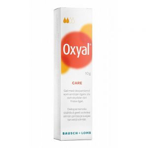 Oxyal Care gel, 10 g